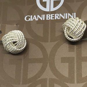 Giani Bernini Jewelry - Gianni Bernini Sterling Silver Earrings [JW-32]
